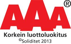 AAA-luokitus Putkiäijät Oy
